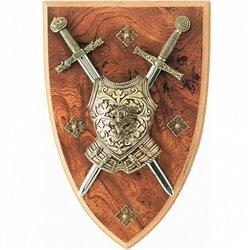 Панно мини-меч Эскалибр, мини-меч Карла Великого Denix 508