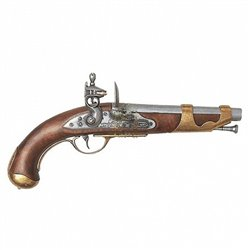 Французский кавалерийский пистолет 1800г. Denix 1011