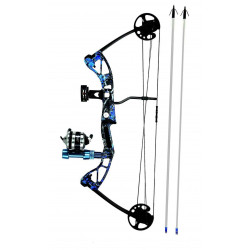 Лук Блочный Bowfishing EK PKG в комплекте для рыбалки