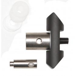 Тройник Topoint PR608 угол 45 градусов, наклон 10 градусов для системы стабилизаторов