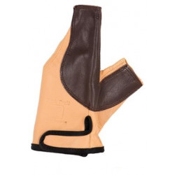 Перчатка упор для лука Buck Trail кожаный