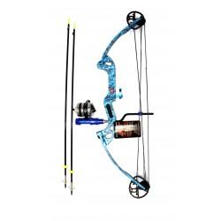 Лук PSE Bowfishing с комплектом Topoint для рыбалки